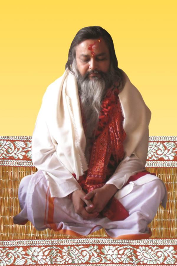 Girish ji Meditation Vindhyachal
